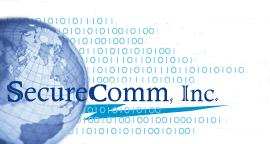 SecureComm Logo